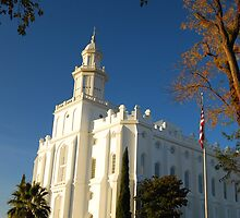 St. George Temple by indeannajones