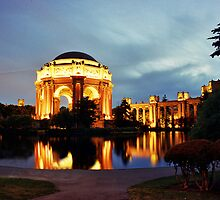 Palace of Fine Arts by Alberta Brown Buller