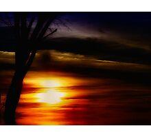 Mystical Reunion ........... Photographic Print