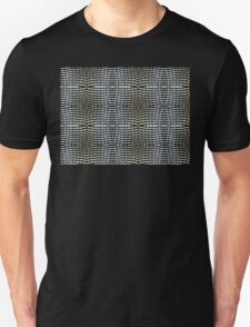 Can tabs / pull-rings woven together Unisex T-Shirt