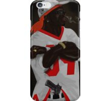 Weapons and drugs iPhone Case/Skin
