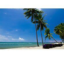 Denarau Island, Fiji Photographic Print