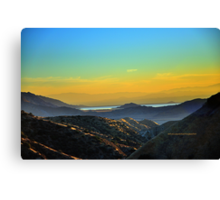 Scenes from Cali XII Canvas Print