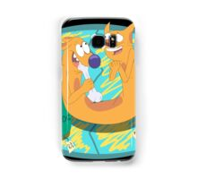 CatDog Samsung Galaxy Case/Skin