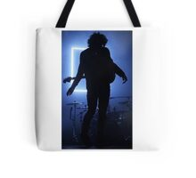 The 1975 Matthew Healy on Stage Tote Bag