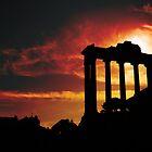 Forum Romanum by Joop Snijder