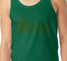 0013 I Love Santo Domingo Tank Top