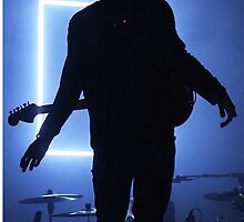 The 1975 Matthew Healy on Stage by psycohtic