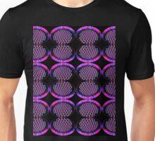 Party light motif - vertical Unisex T-Shirt