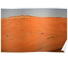 Dune Bashing, Desert Poster