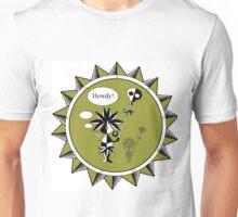 Cannibal tribal sun medallion Unisex T-Shirt