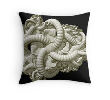 Julia Construction Throw Pillow
