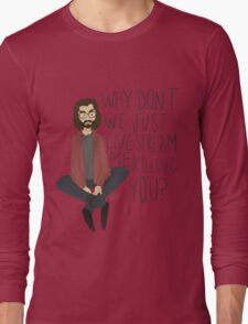 Bertram Gilfoyle Long Sleeve T-Shirt