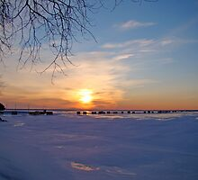 Ice Fishing #1 by marchello