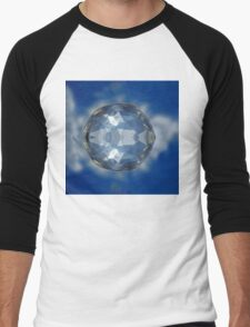 ©DA Spherize FXV2. Men's Baseball ¾ T-Shirt