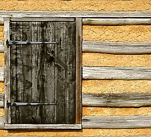 Window From The Past by Monte Morton