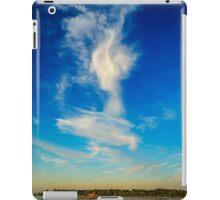 Angel in the sky iPad Case/Skin