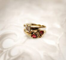 Bridal rings by Kevin Price