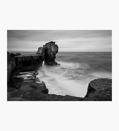 Pulpit Rock Photographic Print