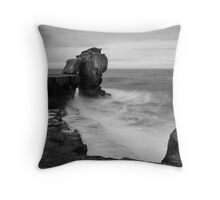 Pulpit Rock Throw Pillow