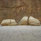Split Rocks photo painting by randycdesign