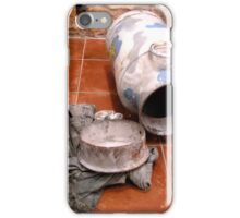 Carbide shooting art explosive! iPhone Case/Skin