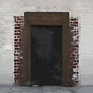 Urban Door photo painting by randycdesign