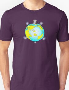 Turtle World Unisex T-Shirt