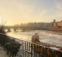 The River Dee, Chester. by kkimi88