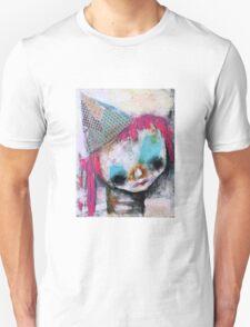 Pink Hair Clown  T-Shirt
