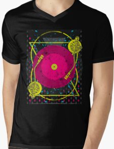 StereoMix Mens V-Neck T-Shirt