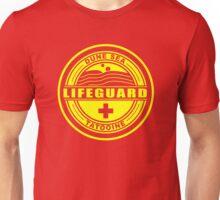 Dune Sea Lifeguard [Yellow Normal] Unisex T-Shirt