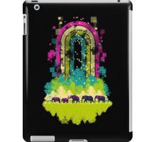 Retro Jungle iPad Case/Skin