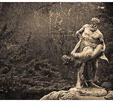 Poseidon by Cvail73