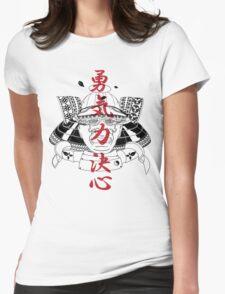 Edo Samurai Helmet T-Shirt