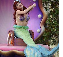 The Little Mermaid by kaitlyncharming