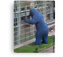 Denver Bear Canvas Print