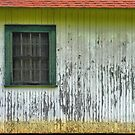 Wall of the club house...... by DaveHrusecky