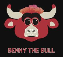 Benny the Bull by beejammerican