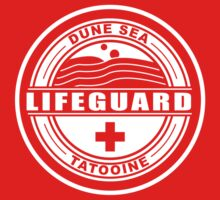 Dune Sea Lifeguard [White Normal] Baby Tee