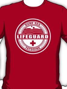 Dune Sea Lifeguard [White Normal] T-Shirt