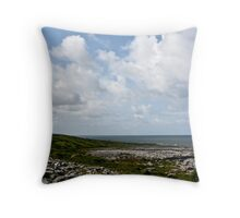 Co. Galway Throw Pillow