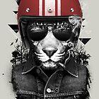 Jungle Rider by freeagent08