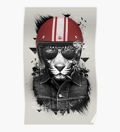 Jungle Rider Poster