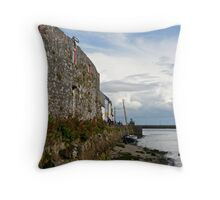 Spanish Arch - Galway Throw Pillow