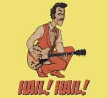 Hail! Hail! king of rock Chuck Berry by slightlykosher