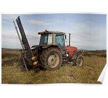 Massey Ferguson 3125 tractor Poster