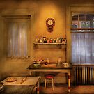 Baker - Granny&#x27;s Kitchen by Mike  Savad