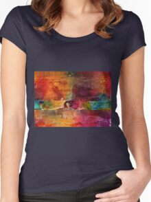 Over 50 Birthday Celebration Women's Fitted Scoop T-Shirt