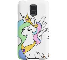 Princess Sun Butt - Plain Banner Version Samsung Galaxy Case/Skin